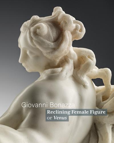 Giovanni Bonazza - Figura femminile giacente o Venere