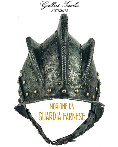 Morione da guardia Farnese
