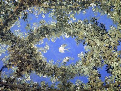 Giovanni da Udine (Particolare). Pergolato delle Logge del primo piano. Citta del Vaticano, Palazzo Apostolico