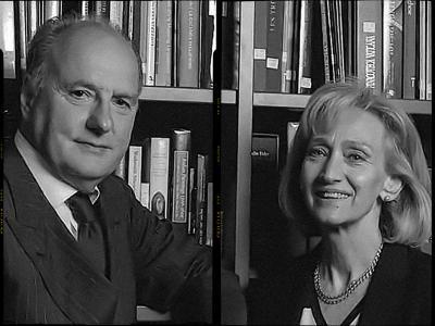 Duccio Bencini e Irene Pasti.