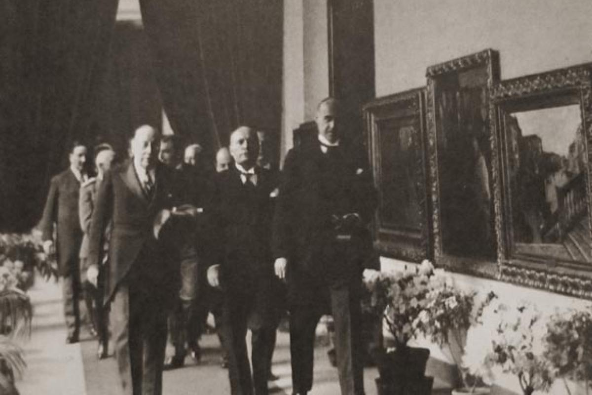 Alessandro Contini Bonacossi tra le due guerre: Kress e gli altri.