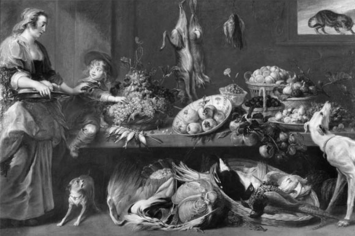 La natura morta di Federico Zeri