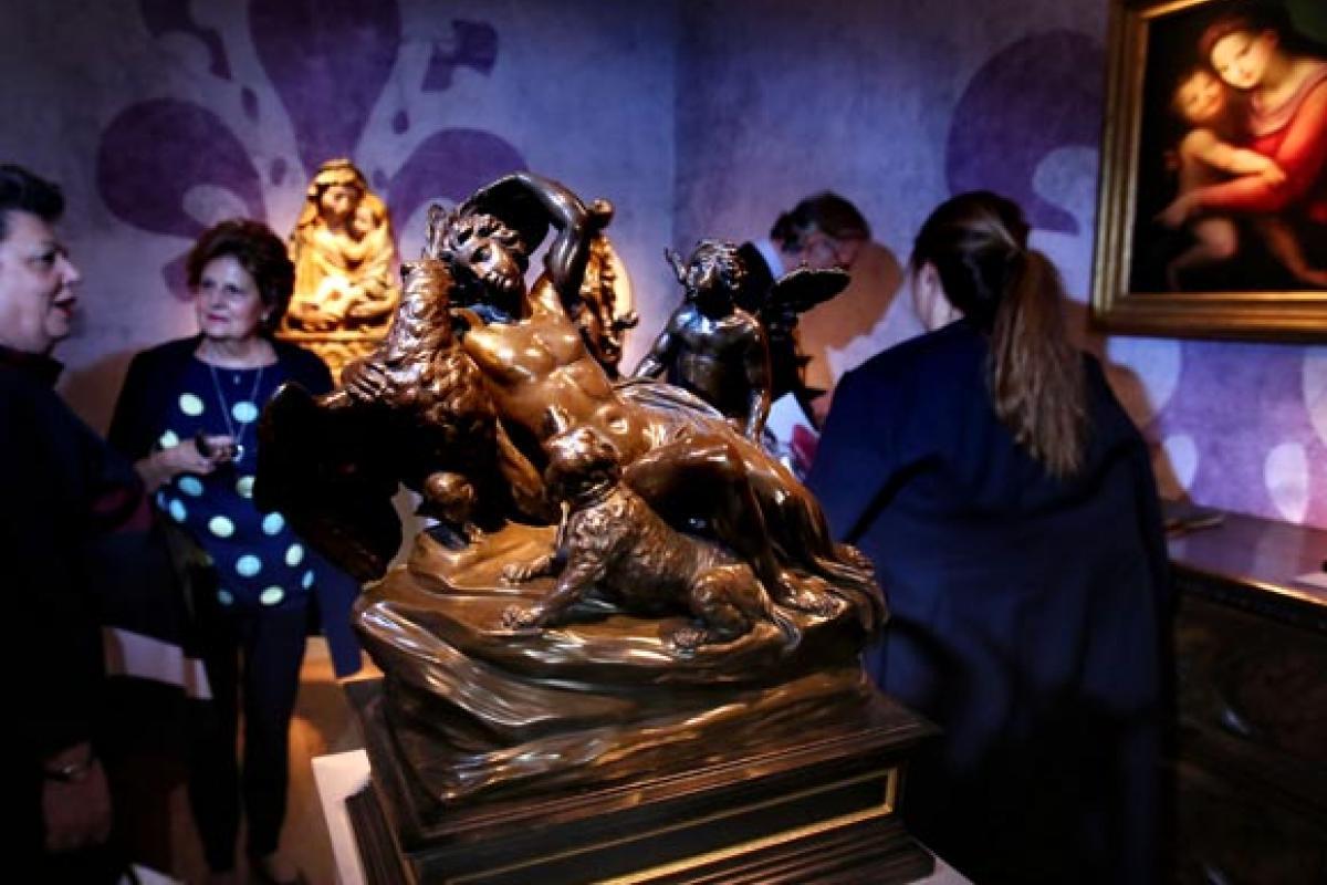 La Biennale Internazionale dell'Antiquariato di Firenze 2017 si conferma un grande successo
