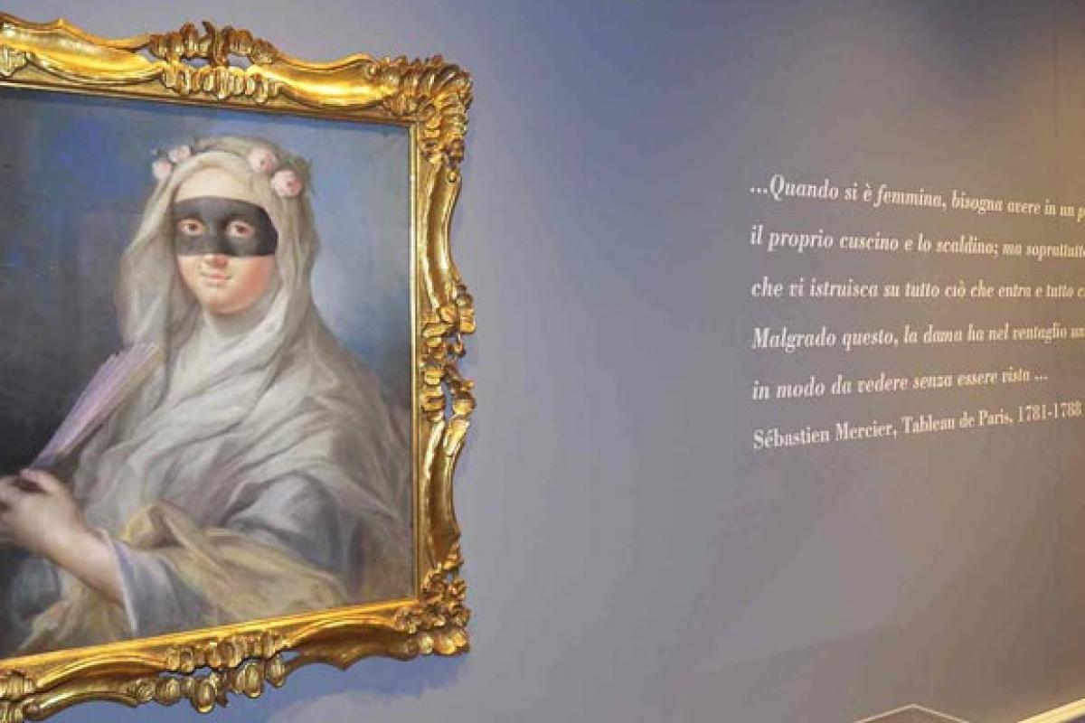 Arezzo, Musica dipinta