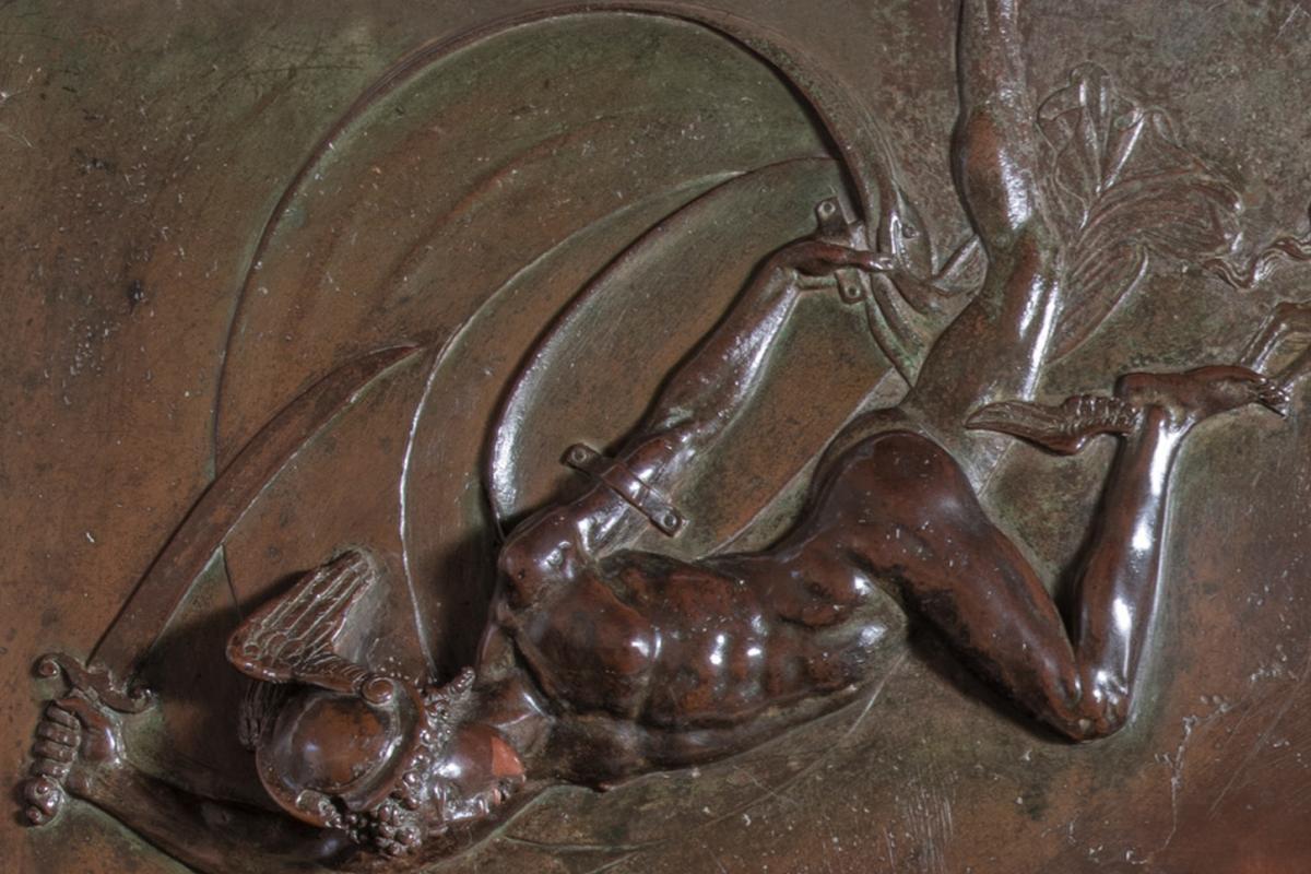 MUSEO NAZIONALE DEL BARGELLO – CELLINI PLATE