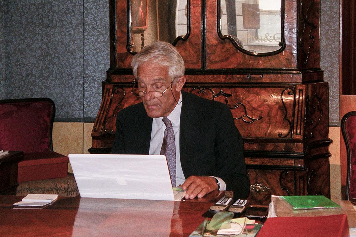 Domenico Piva, un caro amico e collega