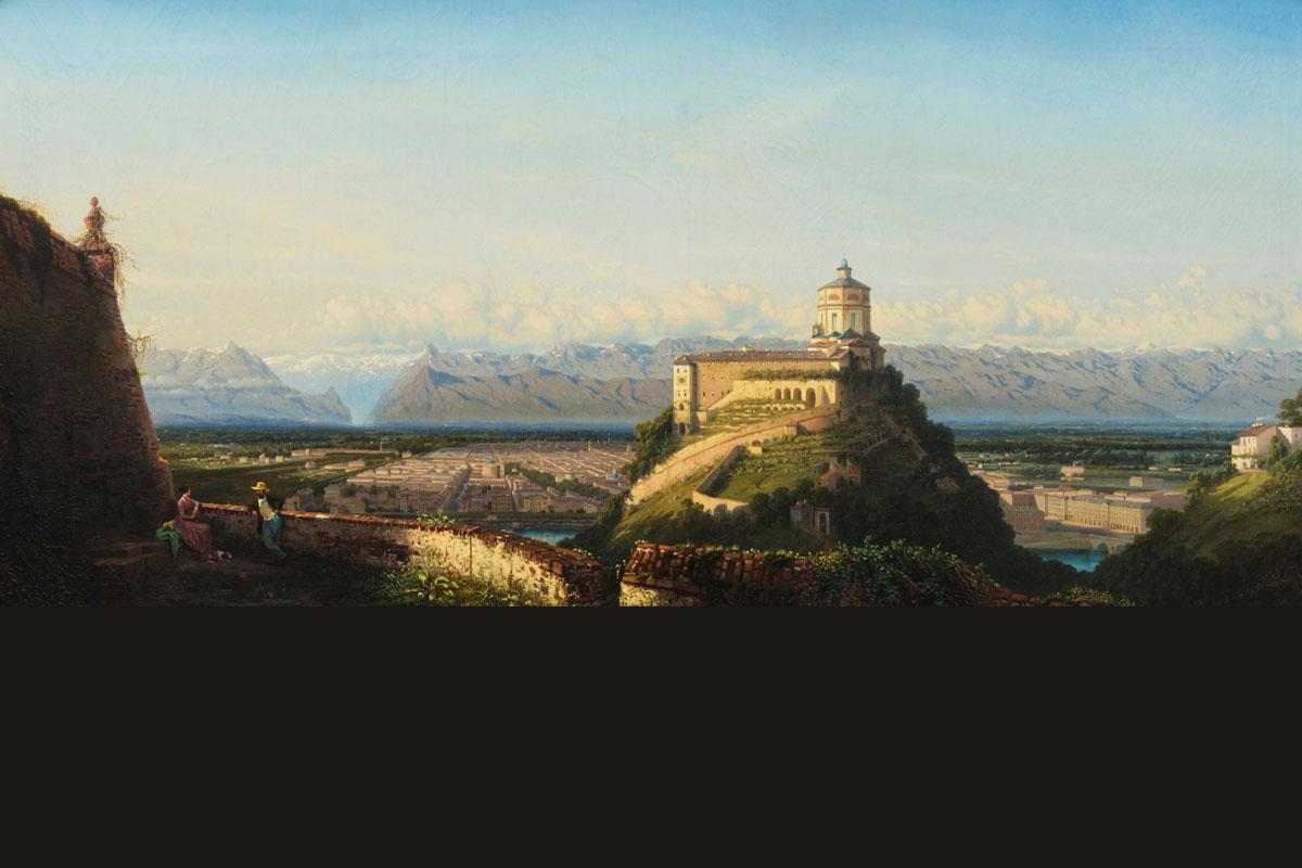 Bello il paesaggio (pre-villetta)