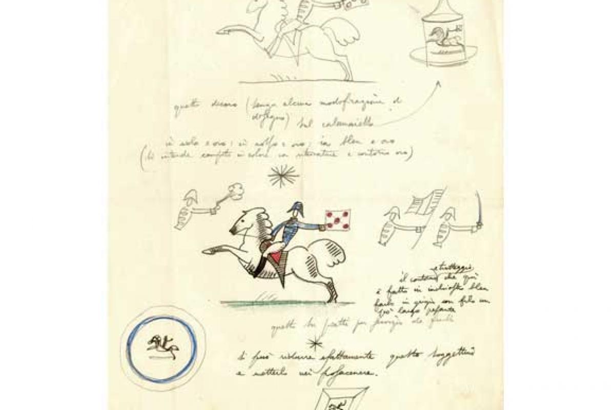 Gio Ponti e la Richard-Ginori: una corrispondenza inedita.