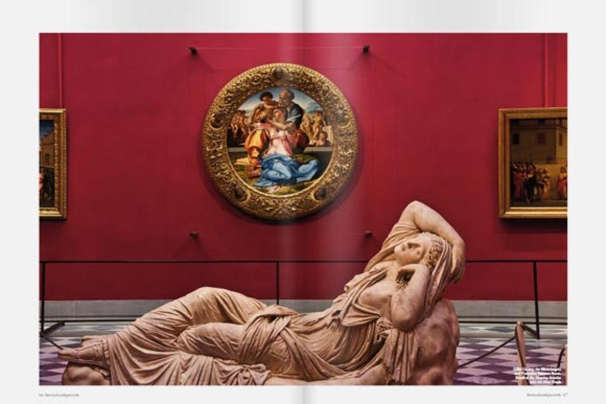 Un nuovo magazine per la Biennale