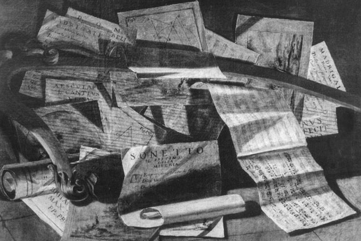 Un caso napoletano: L. Desio, dilettante erudito